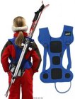 Wantalis SkiBack KIDS Ski Holder