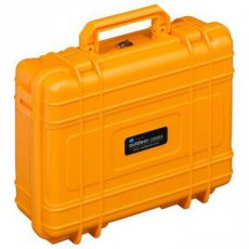B&W Outdoor Case Type 10 -  4L - Orange
